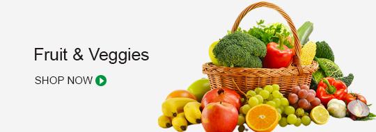 Fruit & Veggies